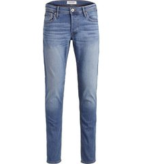 jack & jones heren jeans lengte 32 model glenn am 815 slimfit light blue denim