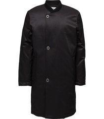 tucked coat fodrad jacka svart cheap monday
