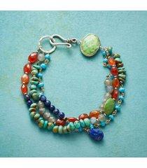 sundance catalog women's round pond bracelet