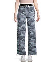 camouflage active pants