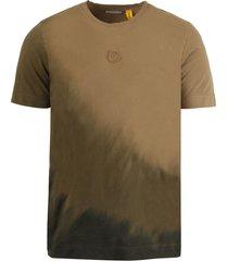 6 moncler 1017 alyx 9sm dyed t-shirt