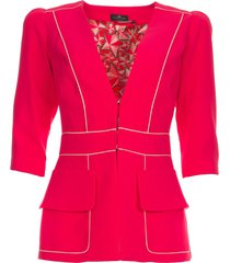 blazer gaby  roze