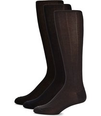 3-pack knit dress socks