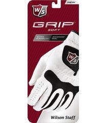 guante de golf wilson staff grip soft para hombres