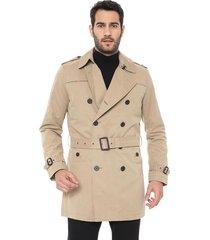 casaco trench coat banana republic water resistant bege