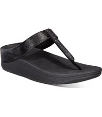 fitflop fino glitzy thong sandals women's shoes