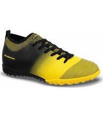 envío gratis guayos netzer amarillo para hombre croydon