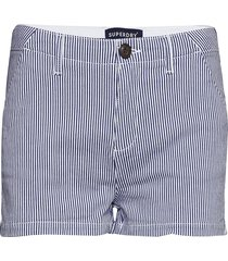 chino hot short shorts flowy shorts/casual shorts blå superdry
