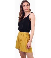 shorts greta mostaza jacinta tienda