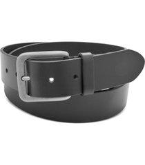 fossil men's morrison leather belt