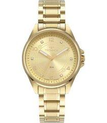 relógio technos elegance 2035mrn4x feminino