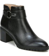 lifestride miranda booties women's shoes