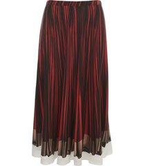 paul smith skirt w/fringes