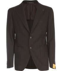 classic jacket w/2 buttons