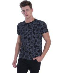 t-shirt osmoze genesis 008 12662 3 preto - preto - feminino - dafiti