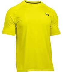 camiseta under armour tech t-shirt-naranja-negro