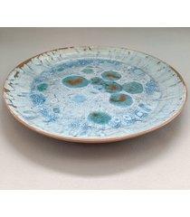 ceramiczny talerz półmisek dekoracyjny