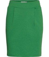 ihkate sk kort kjol grön ichi