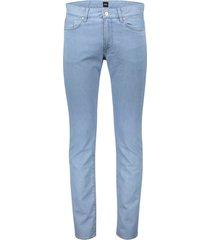hugo boss jeans delaware3-1-100 lichtblauw