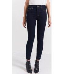 current/elliott jeans high waist stiletto blauw