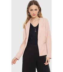 blazer ash lisa rosa - calce regular