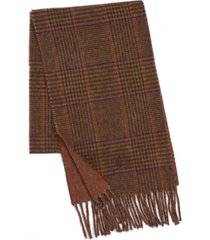 polo ralph lauren men's wear cold weather scarf