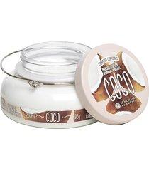 manjar corporal desodorante hidratante coco 200ml loccitane au bresil