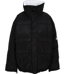 vetements oversized reversible padded jacket
