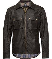 dunstall jacket dun jack groen belstaff