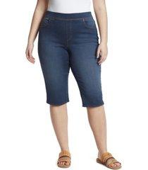gloria vanderbilt trendy plus size avery skimmer jeans