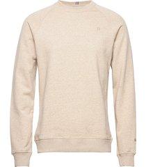 calais sweatshirt sweat-shirt trui beige les deux