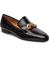 jessa 20mm loafer loafers låga skor svart tory burch