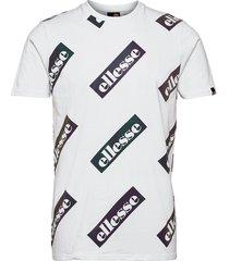 el passa tee t-shirts short-sleeved vit ellesse