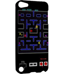new ipod 5 touch case hard shell cover retro classic game pacman
