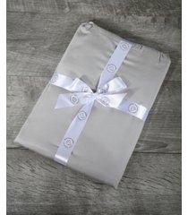 delilah home organic cotton standard pillow case set bedding