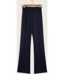 pantalon unicolor  10