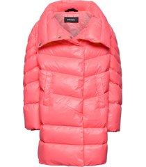 jherma jacket gevoerd jack roze diesel