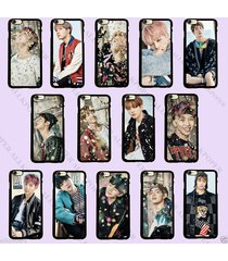 kpop bts wings you never walk alone cellphone case bangtan boys  phone cover jin