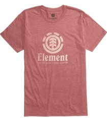 element men's vertical push short sleeve tee