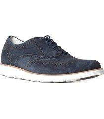 zapato azul briganti anatomic hombre floy