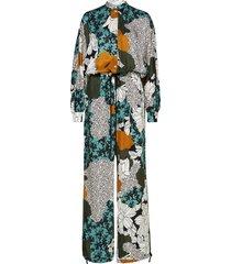 navelli jumpsuit multi/mönstrad by malene birger