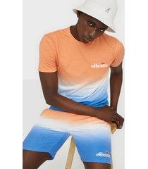 ellesse el voodoo fade t-shirts & linnen orange