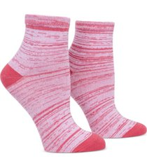 hue women's super-soft cropped socks