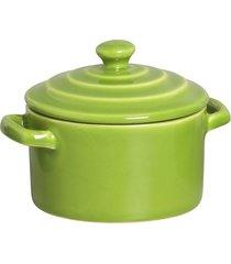 caçarola de cerâmica scalla verde 250ml