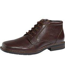 skor roger kent mörkbrun