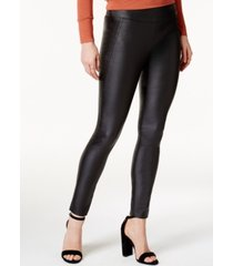 bar iii coated skinny pants, created for macy's