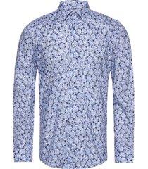 8601 - jake sc skjorta casual blå xo shirtmaker by sand copenhagen