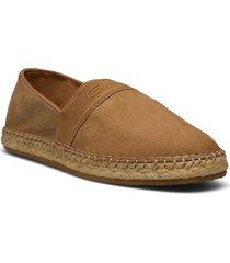 lular espadrille sandaletter expadrilles låga brun gant