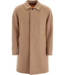 harris wharf london regular coat
