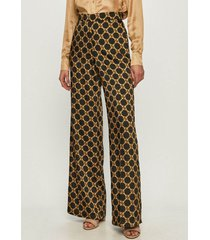 pantalon met kettingprint